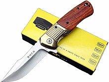 Outdoor Klappmesser Scharf Stahl Messer Metall