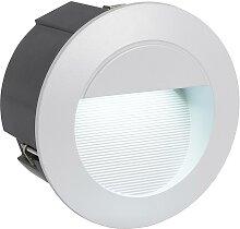 Outdoor- LED-Leuchte ZIMBA LED 1xLED/1,05W silber