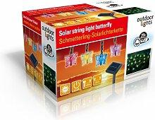 Outdoor Lights 20er LED Solar Lichterkette