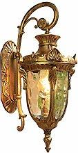 Outdoor Lights Europäischen Vintage Wasserdichte