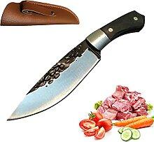 Outdoor Messer Geschmiedete Utility Messer One