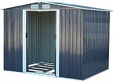 Outdoor-Metall-Garten Lagerschuppen Box