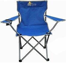 Outdoor-Sessel Großer Klappstuhl Tragbarer