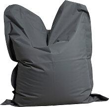 Outdoor Sitzsack - Chill - Grau