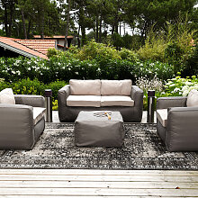Outdoor Sitzsack Lounge-Set - Waves