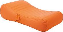 Outdoor Sitzsack Pool-Matratze - Ocean - Orange