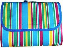 Outdoor Strand Isolierung Oxford Tuch Für Familie Waermeisolierten Zelt Isomatte Picknick-Decke Extra Large 200 X 200 Cm,A