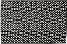 Outdoor-Teppich aus Kunststoff, 120x180,