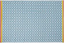 Outdoor-Teppich aus Polypropylen mit grafischen