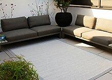 Outdoor Teppich für Balkon und Terrasse Visby in