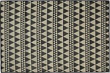 Outdoor-Teppich LABRITJA aus Kunststoff, 160x230