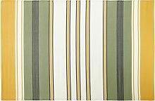 Outdoor-Teppich mit buntem Streifenmuster 180x270