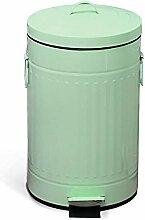 Outdoor trash can CSQ- Küchenabfall Müll, Metall