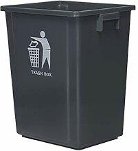 Outdoor trash can CSQ Ohne Abdeckung Mülleimer,