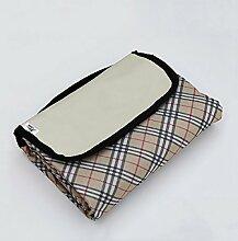 Outdoor Verdickung Oxford Tuch Wasserdicht Zelt Teppich Feuchtigkeitsfest Picknickmatte Strandtuch 200 * 200cm,A-150*200cm