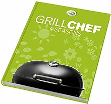 Outdoorchef Grill Chef Kochen Book für 4Jahreszeiten