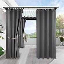 Outdoorgardine für Patio Gärten Balkon - RYB