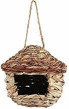 outgeek Bird Nest Handmade Warm Bird House