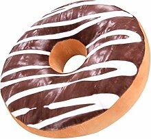 Outgeek Donut S¨¹ssigkeiten Kissen Neuheit Essen