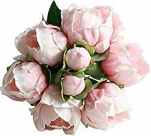 outgeek Künstliche Bouquet Decor Gefälschte