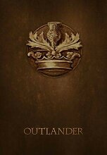 Outlander – Poster Plakat Drucken Bild Poster