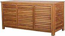 OUTLIV. Kissenbox Garten Gartenpolster Box Holz