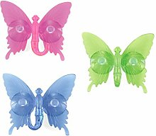 Outlook Design Italia VHB0E00100 Butterfly 3er Set