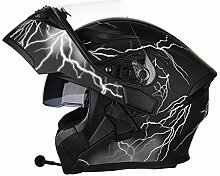 OUTO Aufdeckende Helm Motorrad Outdoor Riding
