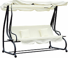Outsunny® 3- Sitzer Hollywoodschaukel |