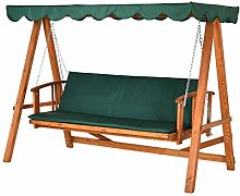 Outsunny® Hollywoodschaukel mit Sonnendach