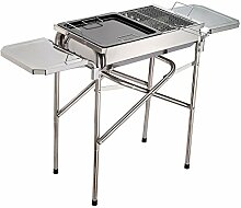 Outsunny® Holzkohlegrill Grill BBQ Standgrill