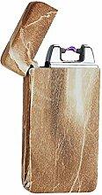 Outtybrave kreatives Lade-Feuerzeug, elektrisch,