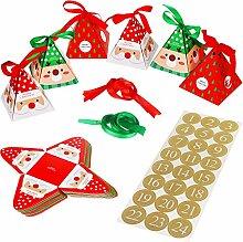 Outus DIY Adventskalender Kits für Weihnachten