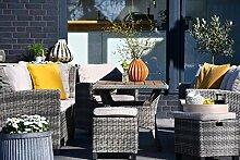 Outzone SetzDich Sitz-Gruppe Garten-möbel-Set
