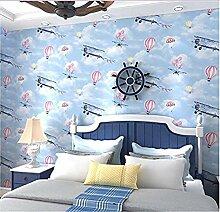 ouyalis Kinderzimmer-Tapete mit Luftballon und