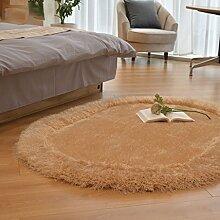 Ovale Nachttische dicke Schlafzimmer Wohnzimmer Bett Schwanz Decke Kissen ( größe : 120*170 cm )