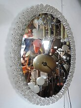 Ovaler Spiegel von Emil Stejnar für Rupert