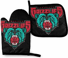 Oven Gloves And Pot Holders,Vancouver Grizzlies