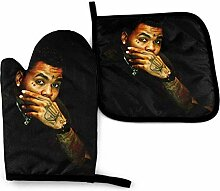Oven Mitts And Hot Pad,Kevin Gates