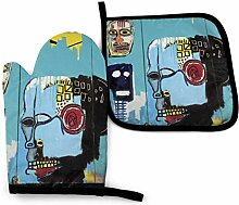 Oven Mitts And Potholders,Jean-Michel Basquiat