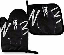 Oven Mitts Pot Holders,Michael Buble