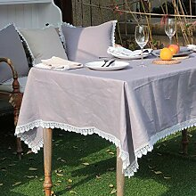 OVVO Kreative Tischdecke Home Tischdecke Tuch