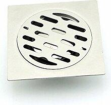 owfeel (TM) Edelstahl Dusche Bodenablauf mit