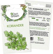 OwnGrown Premium Koriander Samen (Coriandrum