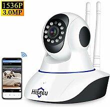 OWSOO Ultra HD 3MP Wireless IP-Kamera Indoor Home