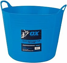 OX p110642Pro Heavy Duty Flexi Badewanne, blau,