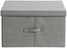 Oxford Tuch Haushalt Faltbox Aufbewahrungsbox