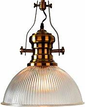 OYI Glas Pendelleuchten Vintage Industrial