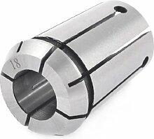 OZ25–18Werkzeuge Halten Spannen 18mm 1,8cm Durchmesser Frühjahr Spannzange Sockel