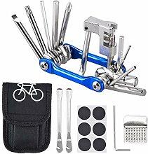 Oziral Fahrrad-Multitool 11 in 1 Werkzeuge für